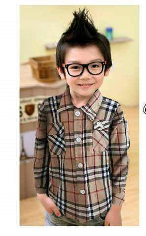 220194_a4f1aa88 35a3 4249 b463 7d8550e3daa4 jual [baju anak] kemeja anak laki laki motif burberry no 12 untuk,Baju Anak Anak 6 Tahun