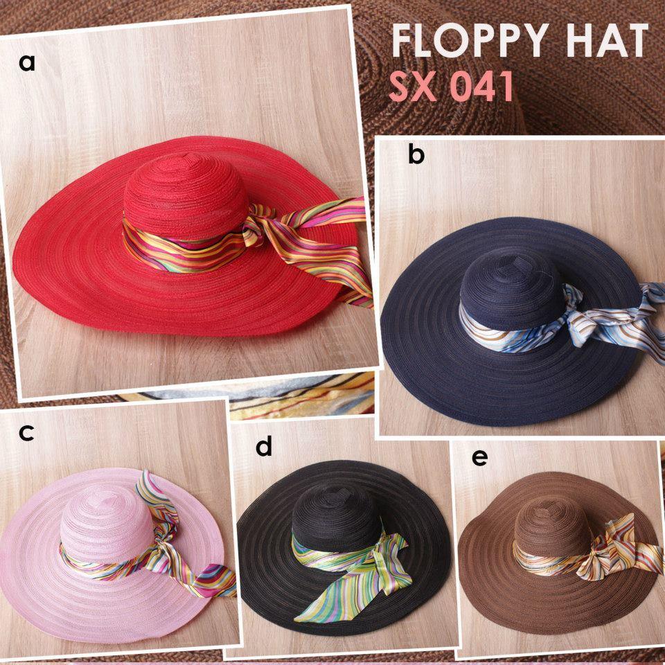 Topi Murah Bandung Floopy