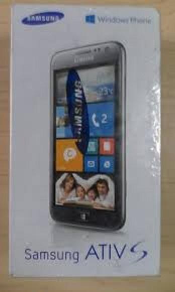 Samsung Ativ S - 32 GB Original