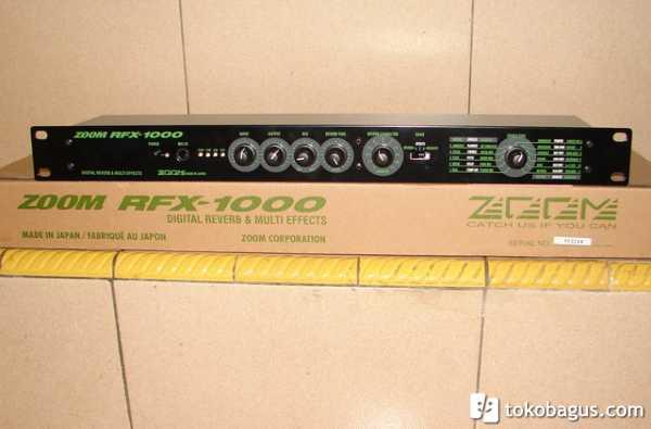 harga Zoom RFX 1000 Tokopedia.com