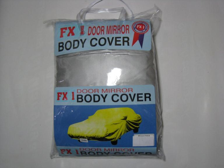 Body cover An jazz