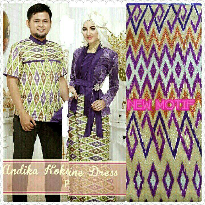 Harga Couple Dress Songket Etnik Di Kab Pekalongan Jawa