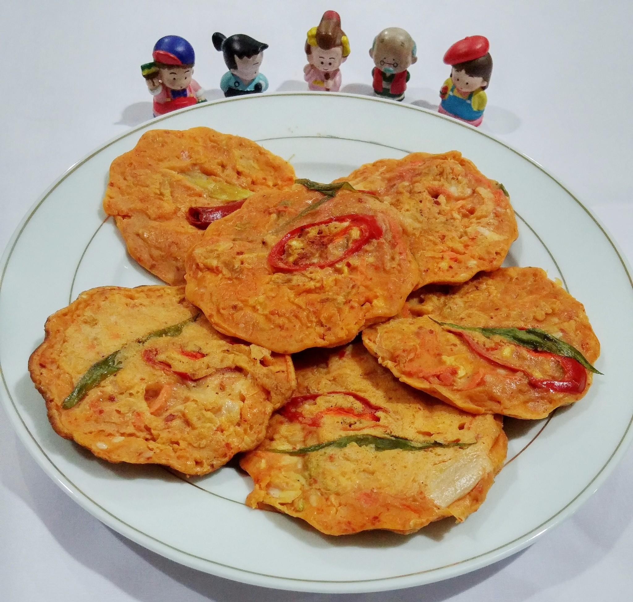 Jual Kimchi Pajeon [Pancake Korea] - Oma Kimchi | Tokopedia