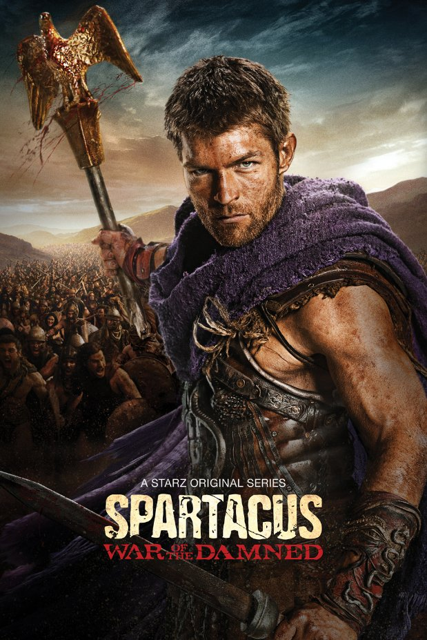Spartacus: War of the Damned - 2010 - English Subtitles