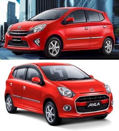 Harga Body Cover Sarung Tutup Mobil Agya / Ayla