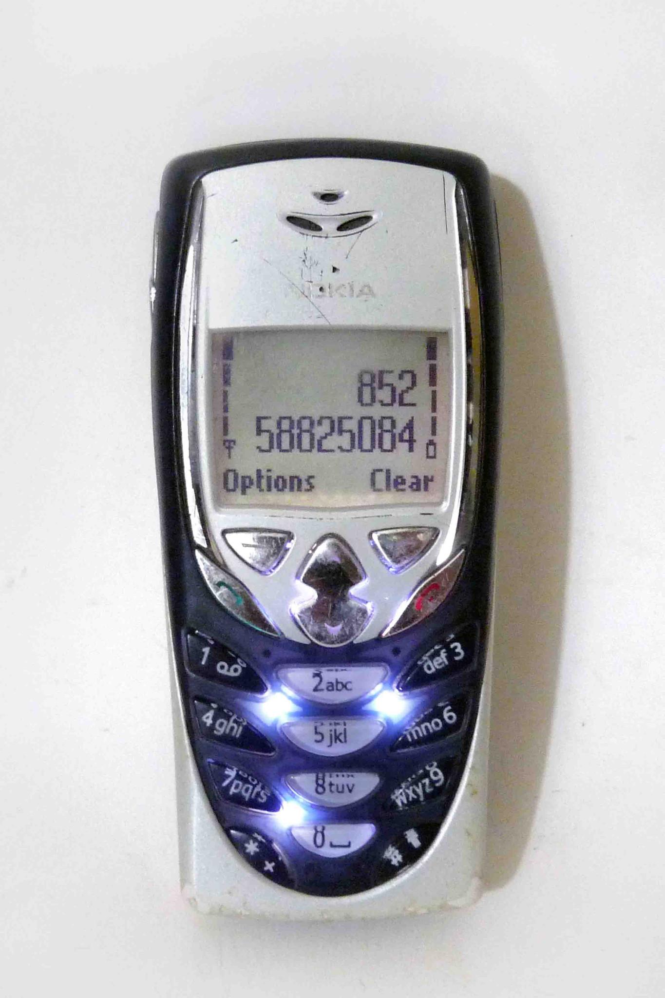 Nokia 8310 ke7