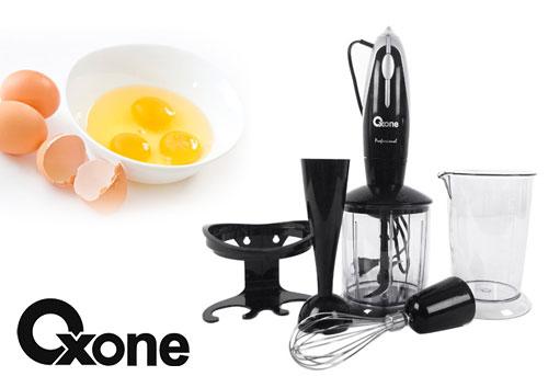 HandBlender Oxone OX292 Juicer 3in1 Like Tokebi Premium