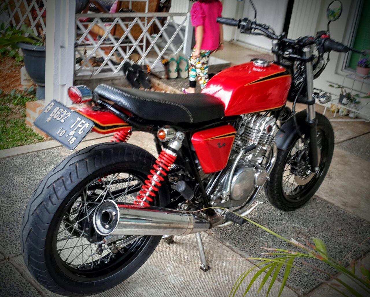 Download Koleksi Modifikasi Motor Thunder Cb Terbaru Velgy Motor