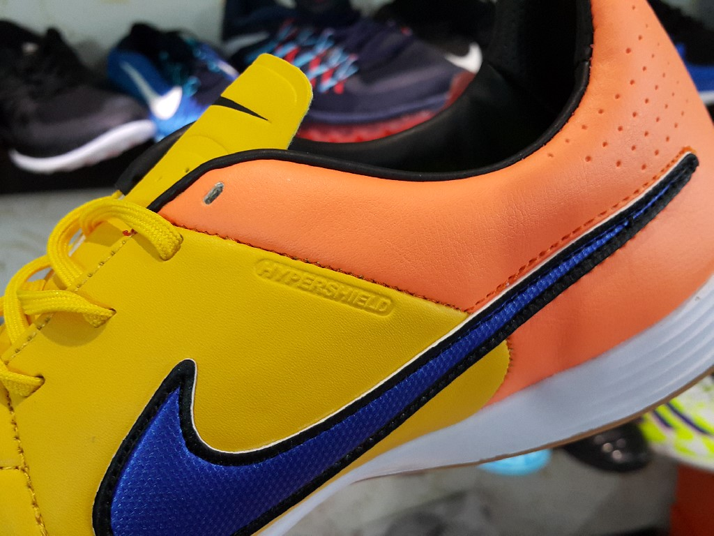 best sneakers 91017 d2a2a ... harga jual sepatu futsal nike tiempo legend v intense heat pack replika  impor . ...