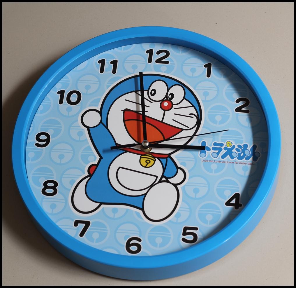 Gambar Jam Dinding Besar Jam Dinding Doraemon Besar 002
