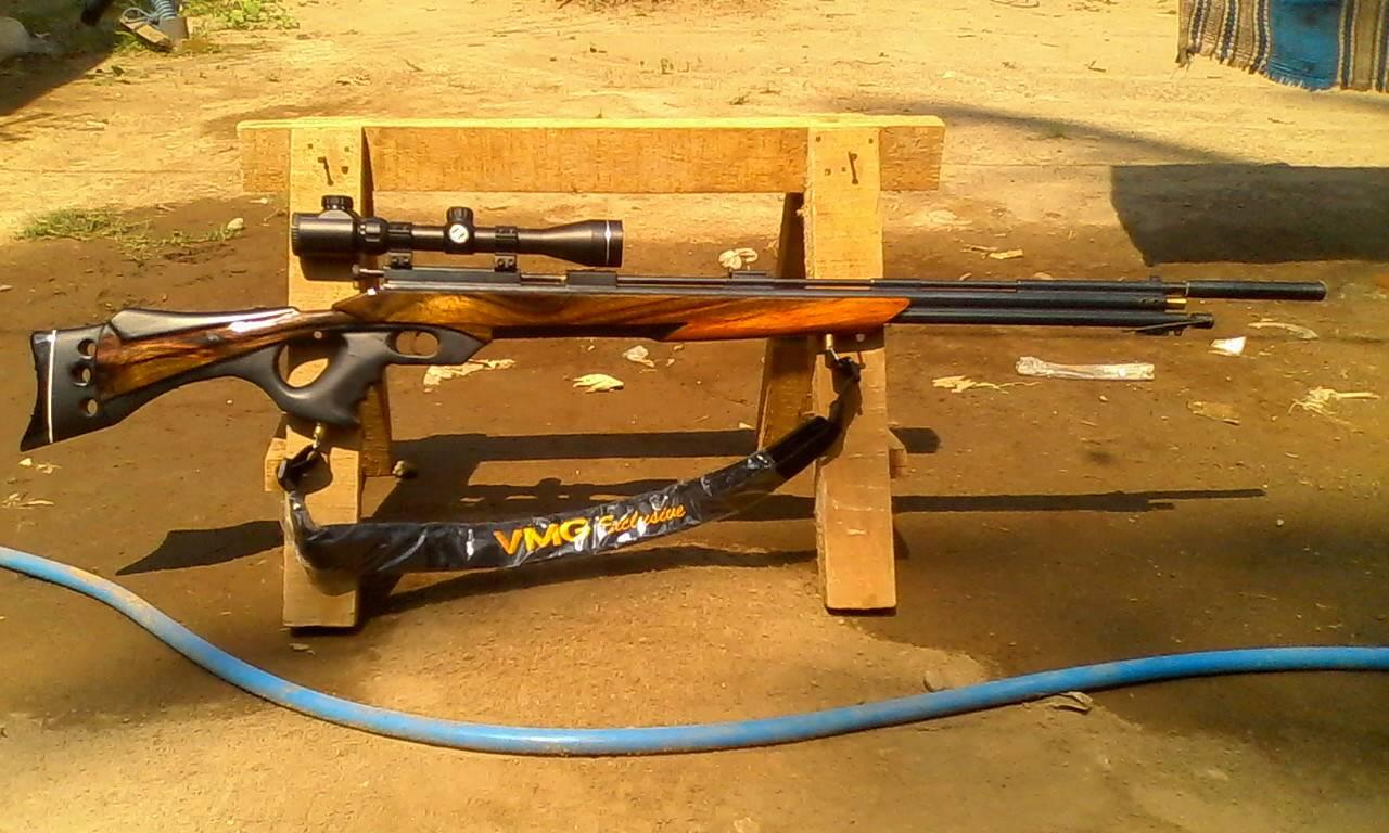senapan gejluk merk VMG blitar
