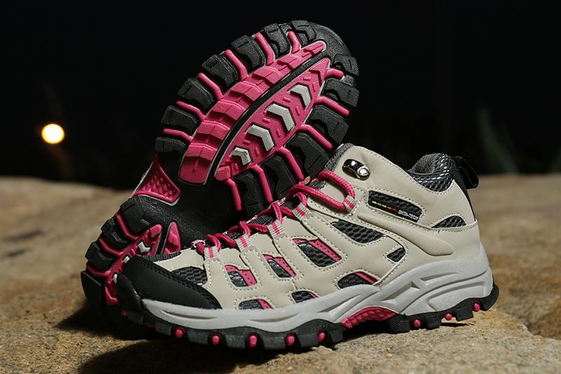 Jual Sepatu Gunung Trekking Hiking Adventure Wanita SNTA