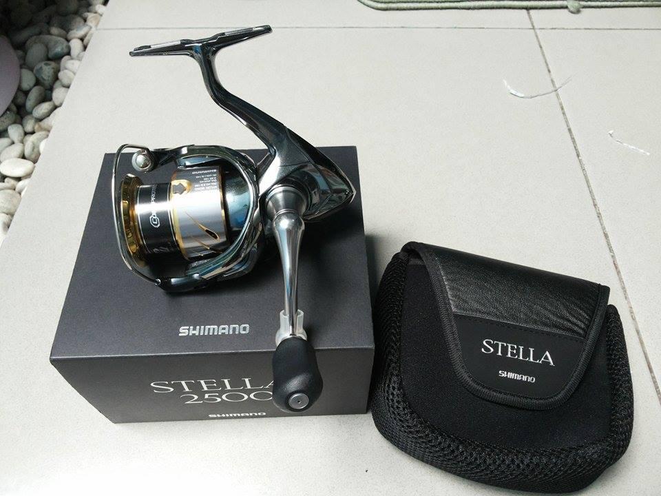 REEL SHIMANO STELLA 2500 - MODEL 2014
