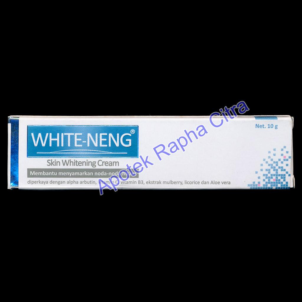 Jual WHITE-NENG CR 10GR - Apotek Rapha Citra