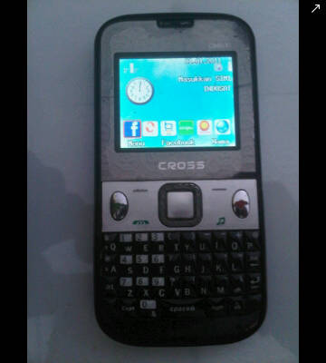 HP Murah Cross CB86T Normal