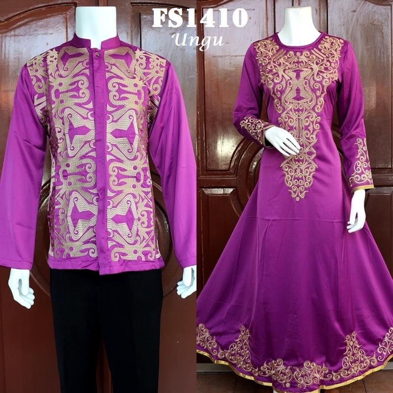 9 Baju Batik Sarimbit Sekeluarga Ss125 Jumptan