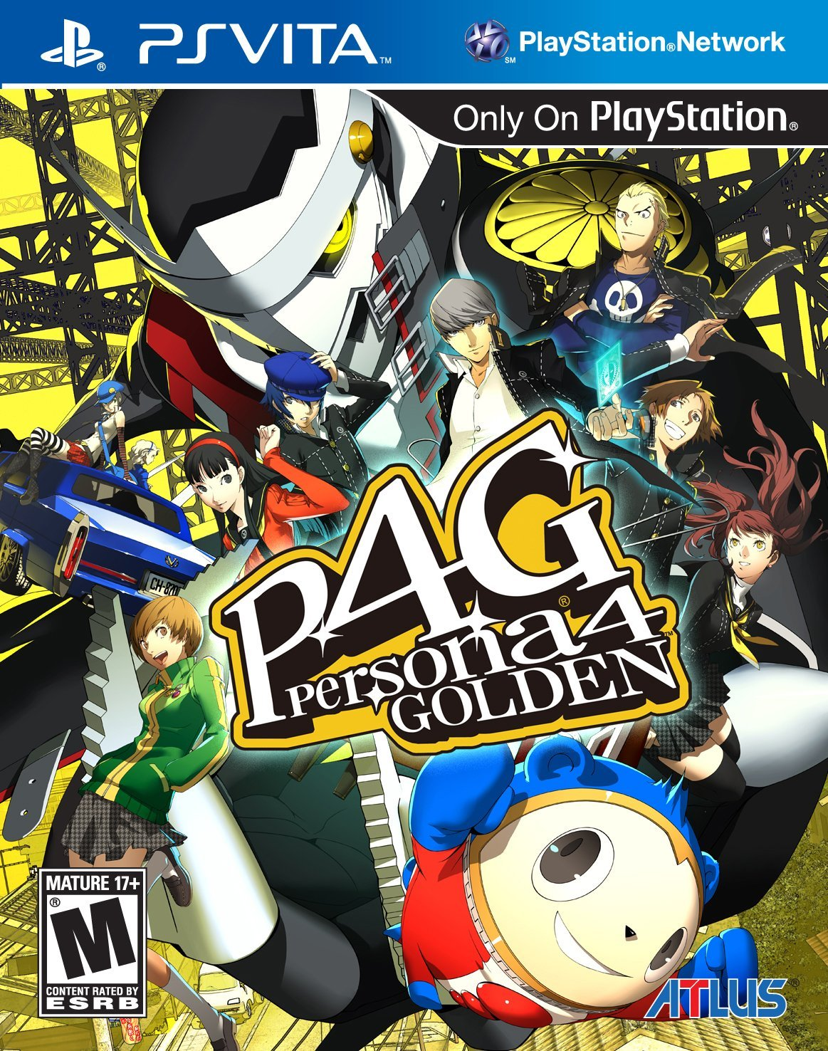 Persona 4 Golden full game free pc, download, play  download Persona