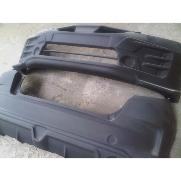 Bodykit Honda Jazz Mugen RS 2011-2014 Full Bumper