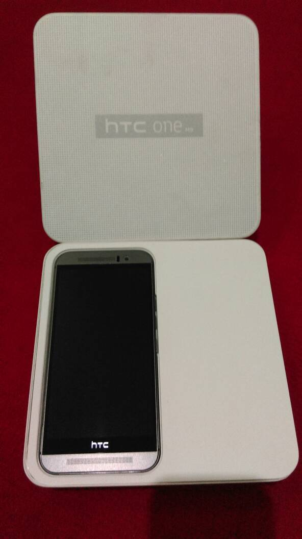 Htc one M9 full set ori