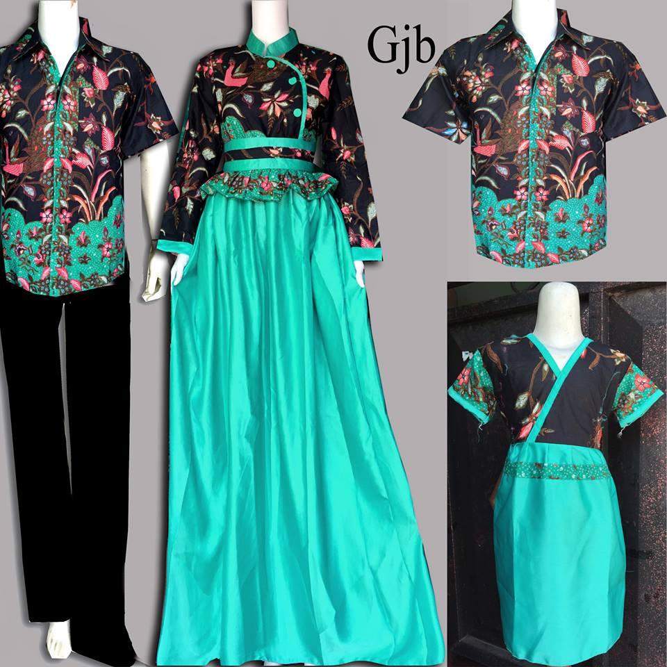Jual Batik Sarimbit Keluarga Baju Batik Family Batik