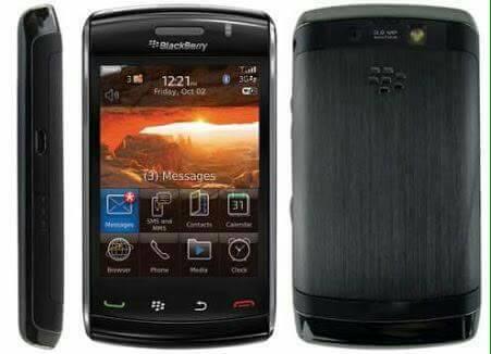 handphone/hp blackberry 9550/storm 2