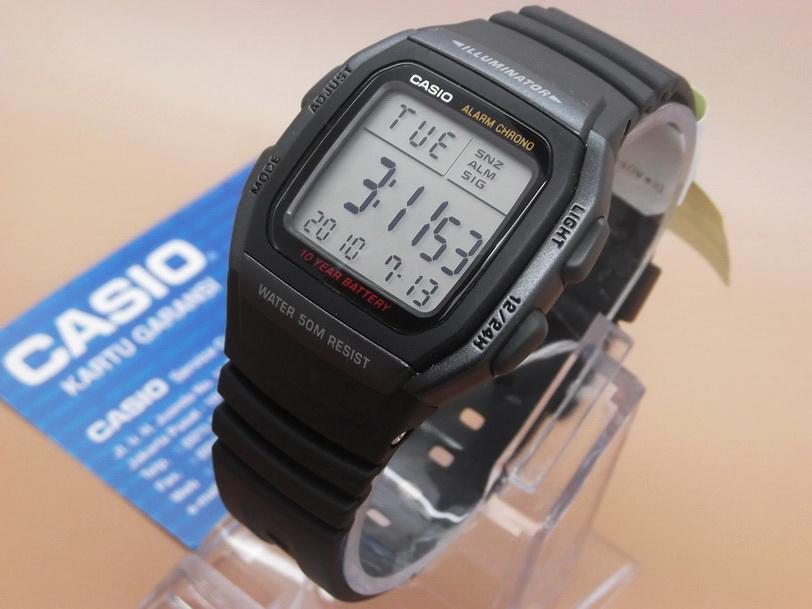 Casio W-96H-1B интернет-магазин casio4youcom