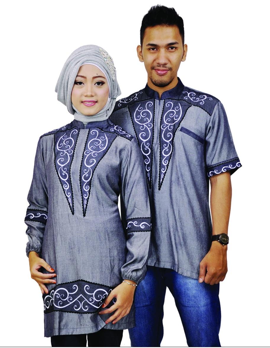 Harga Kemeja Couple Denim Converse Murah Di Jakarta Barat