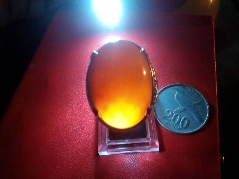 batu sulaiman madu/king keladen,natural pacitan