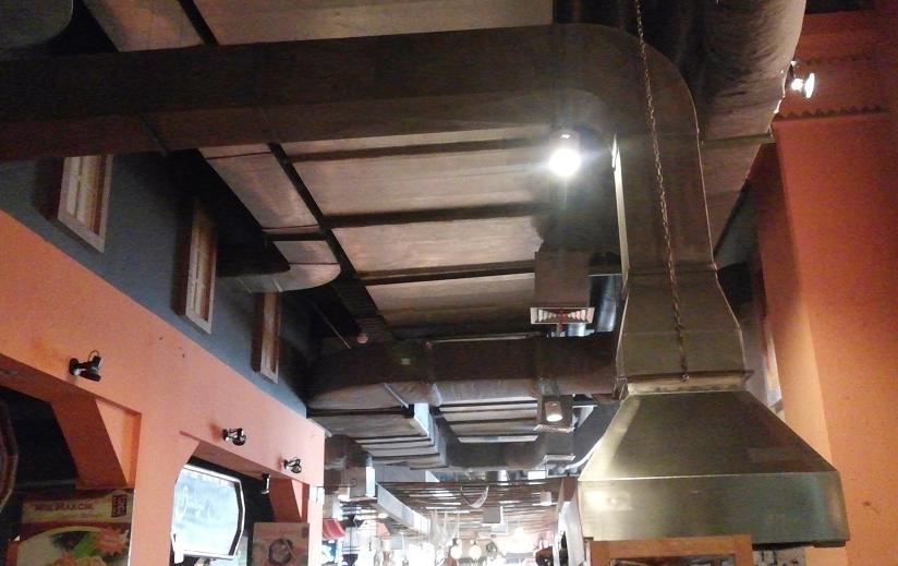 Jual Cooker Hood Exhaust Stainless Murah Free Instalasi Indometal Perkasa Tokopedia
