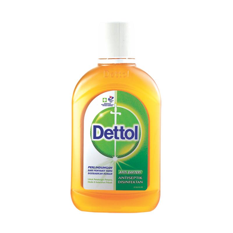 Dettol Liquid Antiseptik Cair [500 mL]