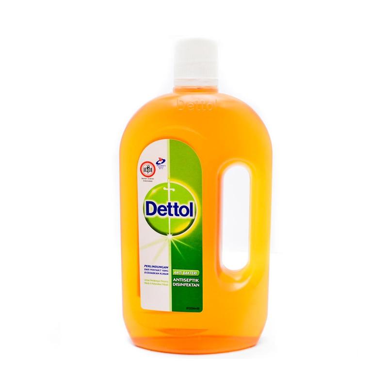Dettol Liquid Antiseptik Cair [750 mL]