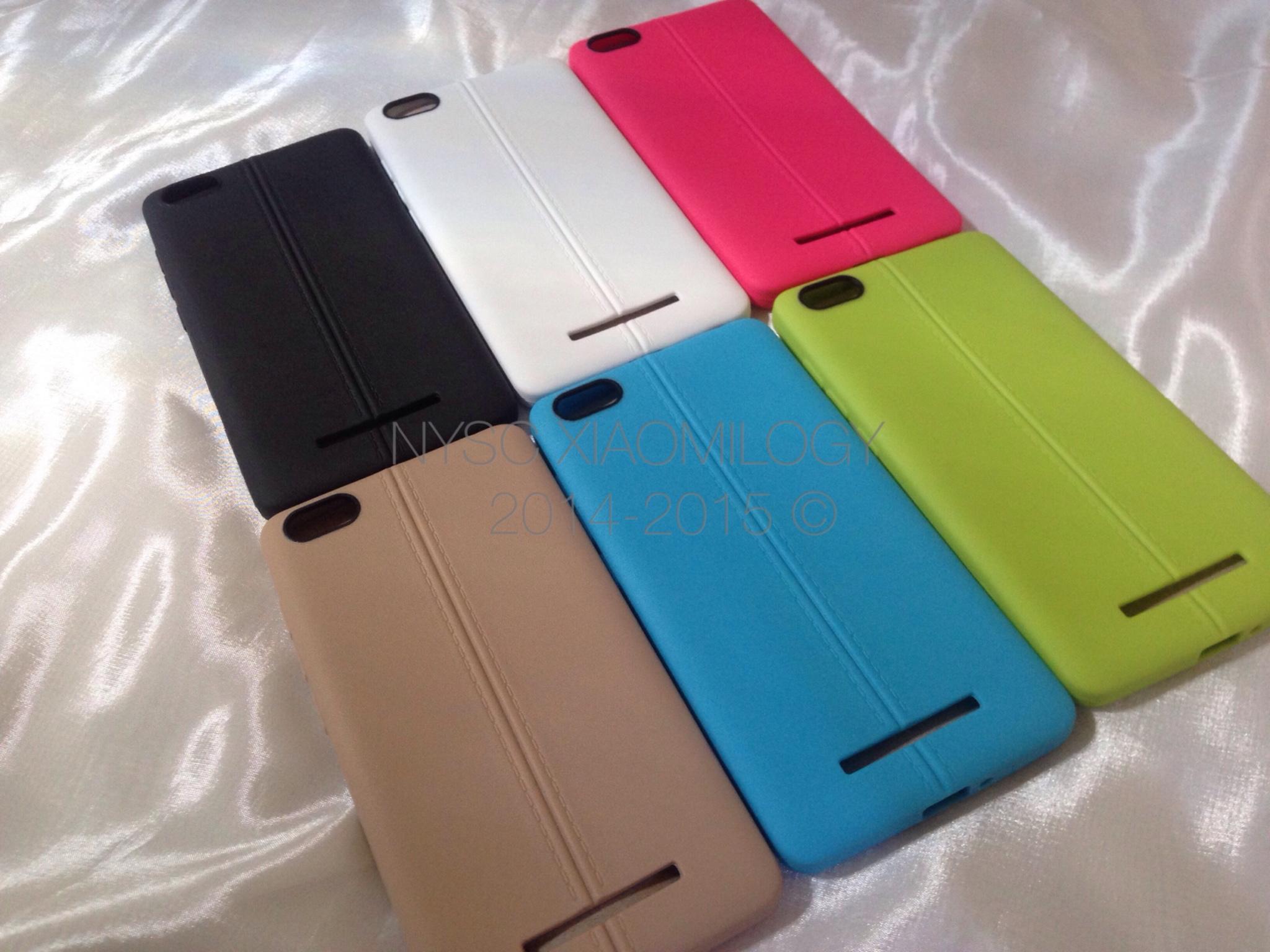 Terjual Xiaomi Mi4i Mi 4i Tempered Glass Back Cover Case Ume Motomo Hardcase Color Silicone Sgp