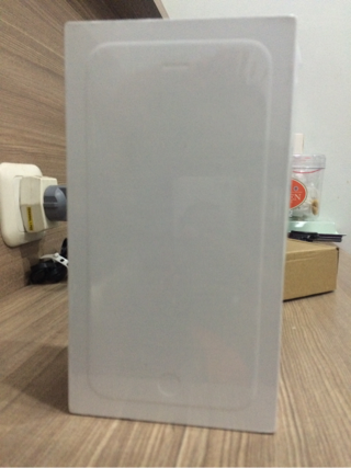 iPhone 6 Plus Silver 16GB new