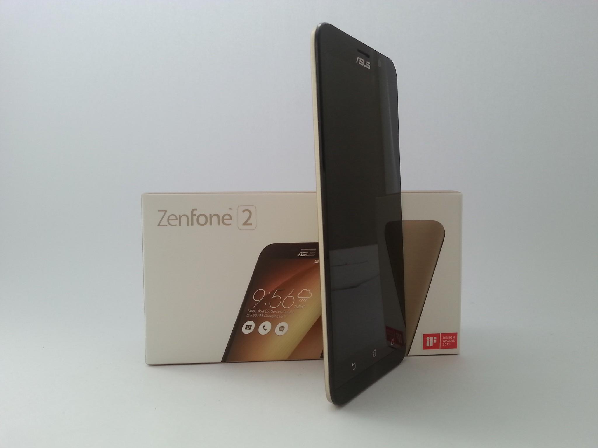 Jual ASUS ZenFone 2 32GB RAM 4GB Garansi Resmi TAM
