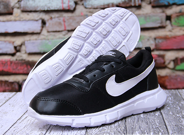 Jual Sepatu Running Nike Free Run Kids Hitam Putih (Gym 7221b0dc0e