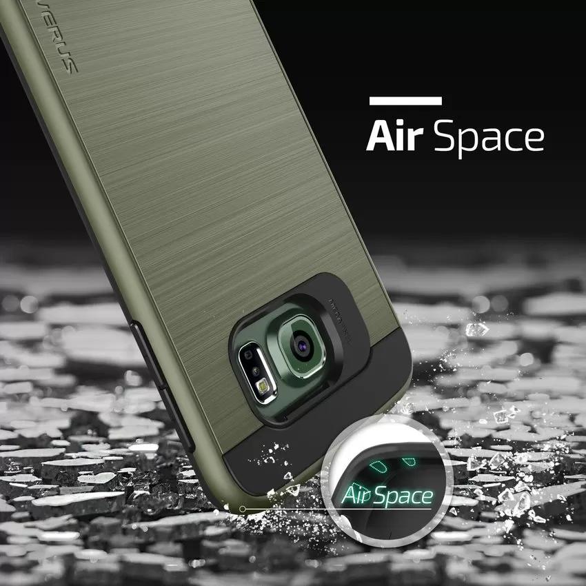 VERUS Galaxy S6 EDGE CASE Verge Military