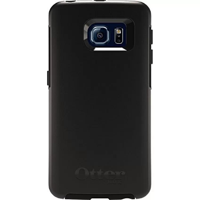 OTTERBOX Galaxy S6 Edge SYMMTERY Series - Black