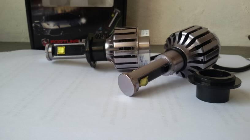 Jual Lampu Bohlam Led Mobil H3 H7 H11 Hb3 Hb4 30watt