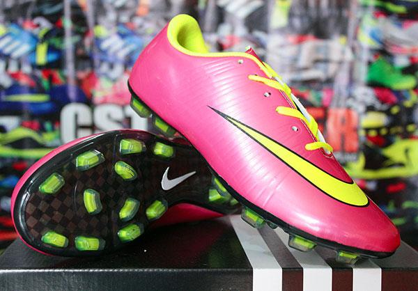 harga Sepatu Bola/Sepatu Olahraga Nike Mercurial Superfly Pink Tokopedia.com