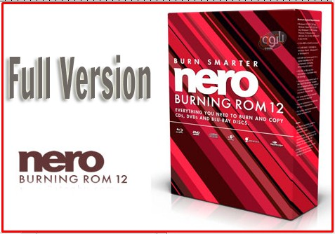 nero burning rom 12 full version