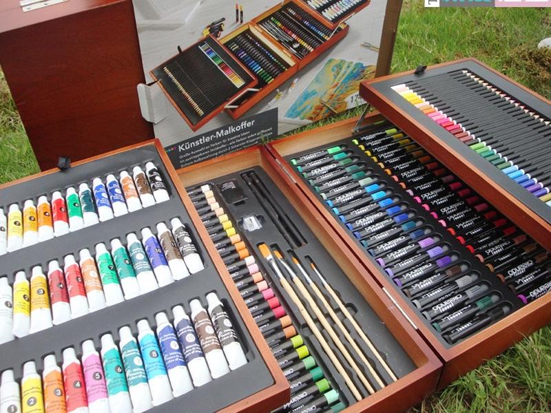 Artist Painting Set 174pc