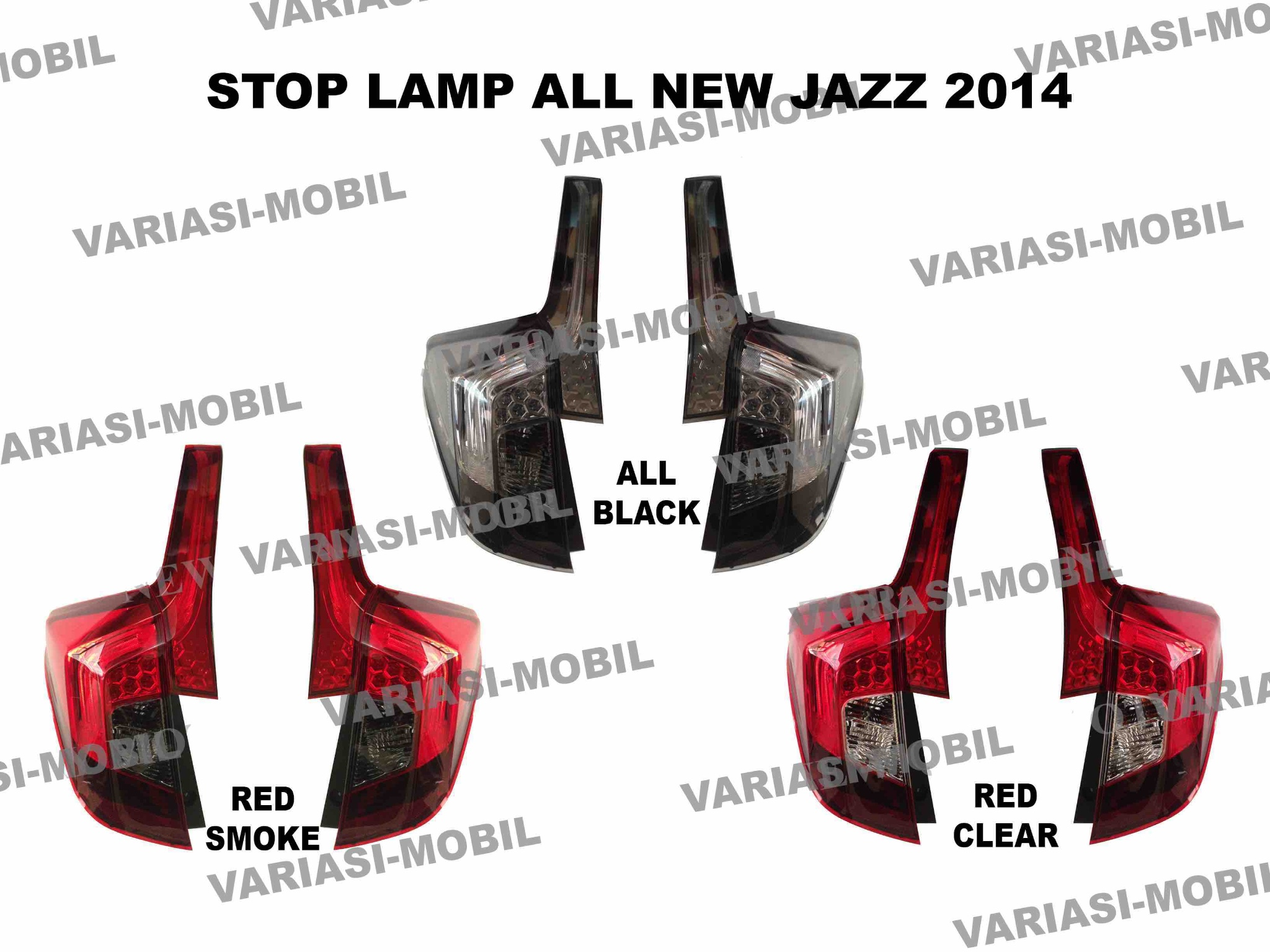 STOP LAMP ALL NEW JAZZ 2014