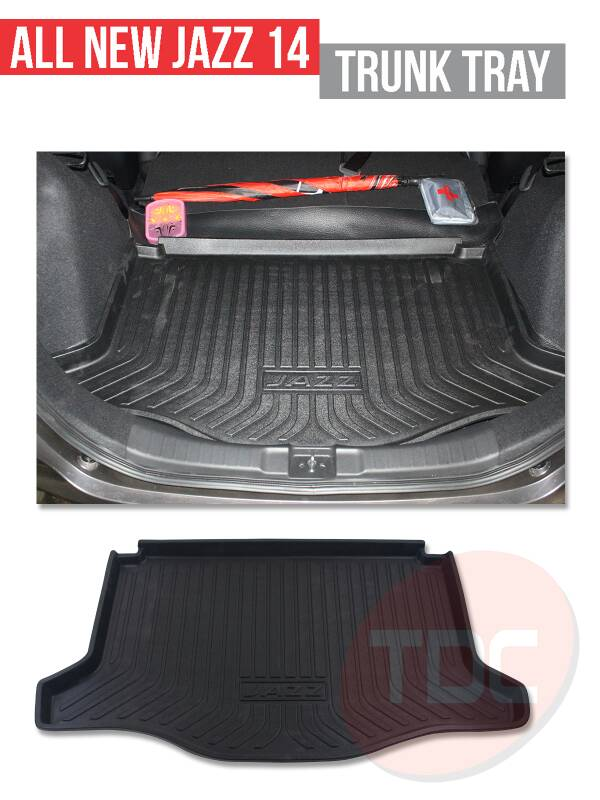 Trunk Tray / karpet Bagasi  Variasi / Aksesoris All new Jazz 2014