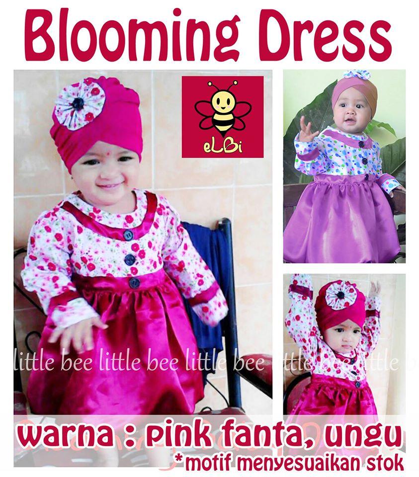 207032_b42bb3fe dc02 4a18 8207 12bee0220030 jual baju muslim anak usia 1 tahun, blooming dress lucu ramti,Model Baju Muslim Anak 1 Thn