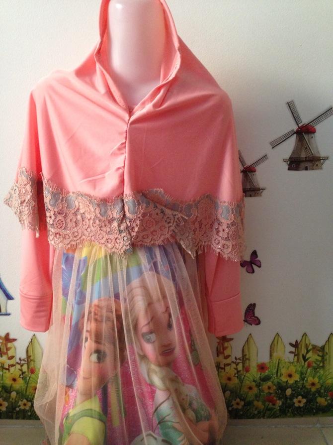 Baju Lebaran Syari