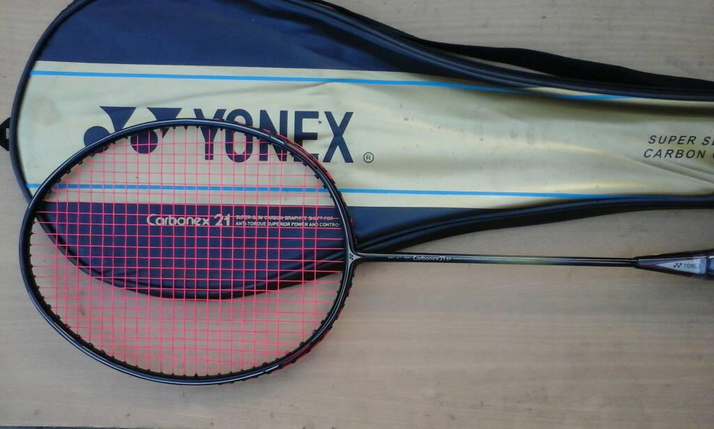 Jual Raket Yonex Carbonex 21sp