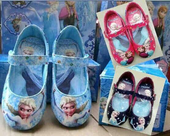 harga sepatu frozen harga sepatu frozen import murah flat ...