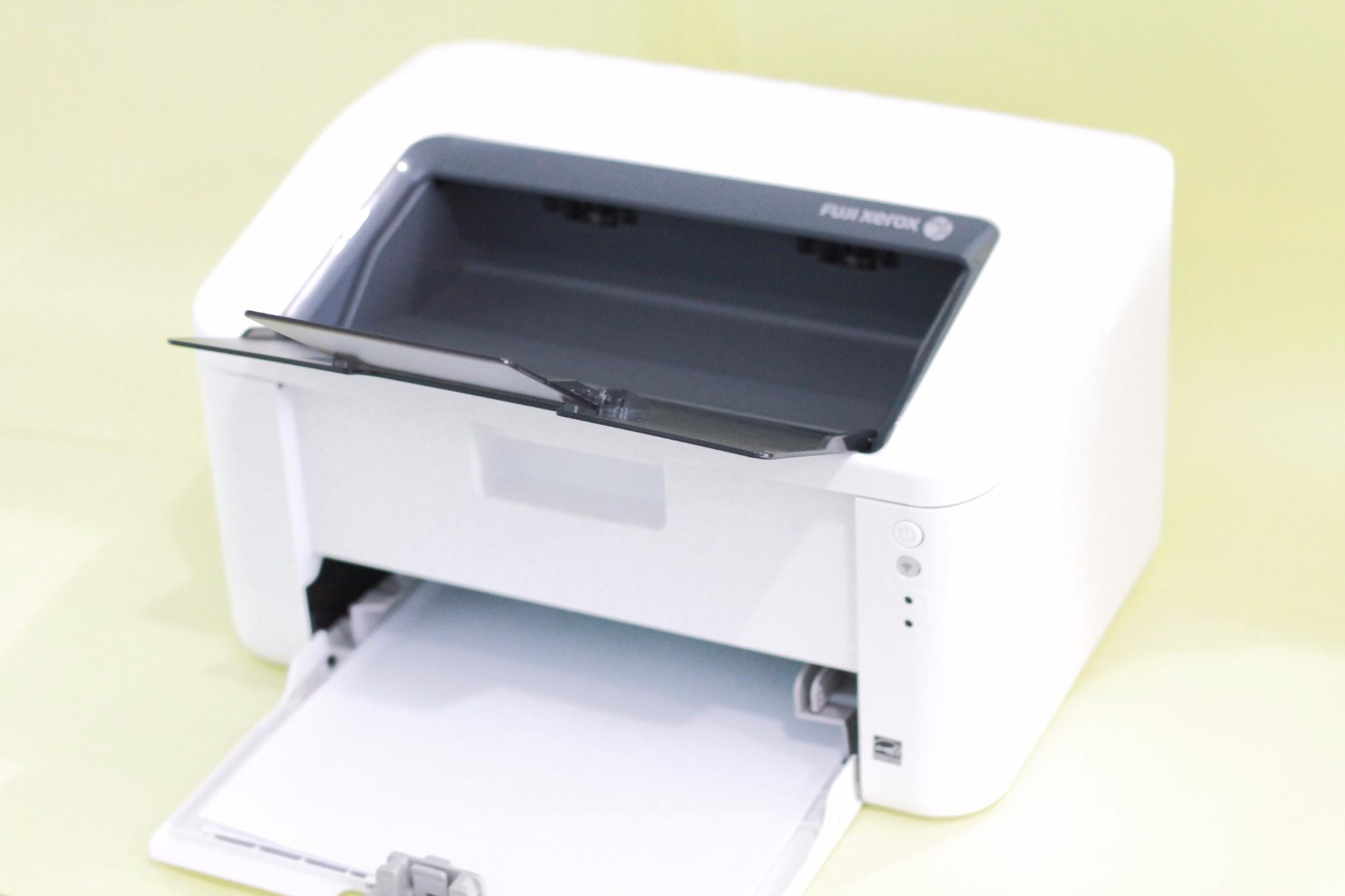 Jual Fuji Xerox Docuprint P115w Wireless Monochrome Posix P115 W Tokopedia
