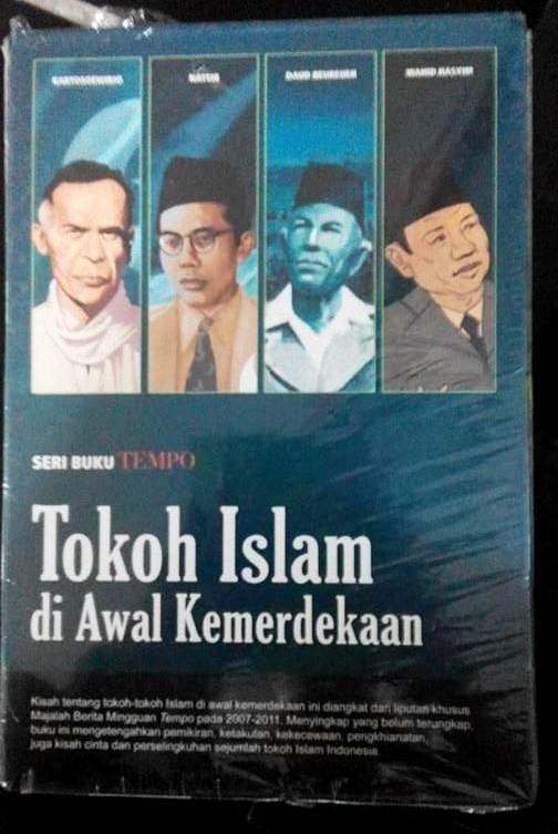harga Seri Buku TEMPO: Tokoh Islam di Awal Kemerdekaan (Boxset) Tokopedia.com