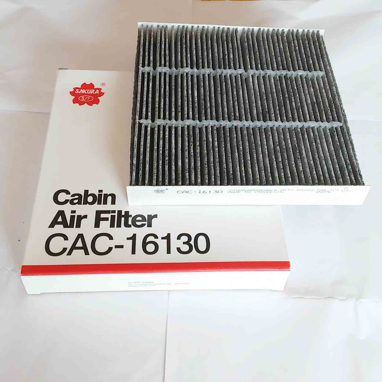 Filter AC Jazz Tahun > 2008 & City 2009, Freed CAC-16130 (Carbon Type)